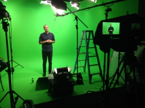Thom green screen studio